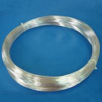 China Silver Alloy Red Copper Wire For Voltage Controller / Pure Copper Wire Used In Fuse wholesale