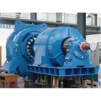 China 100kw-50mw Hydro Electric Turbines, Vertical Shaft Hydraulic Power Generator Turbine wholesale