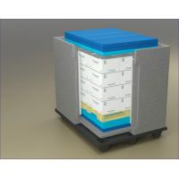 Buy cheap Cooler Cold Chain Packaging Box With EPP from wholesalers