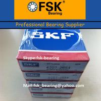 China 27mm Bore Size 6207 2RS SKF Bearings Manufacturer Internal Combustion Engine Bearings wholesale