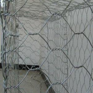 China Gabion Baskets, 80 x 100mm Opening wholesale