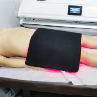 China 660nm 850nm Infrared LED Therapy Pad 79x47cm For Physiotherapy wholesale