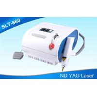 China Mini ND YAG Laser Tattoo Removal Machine For Freckle Removal , Skin Whitening on sale