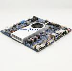 Indusrial I3 Mini ITX Motherboard Skylake Core I3 6100U CPU,Support 4K,3 Display
