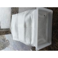 China Micron Filter Bag Square Collar Water Filter Liquid Filter Bag PP PE 200 Micron wholesale