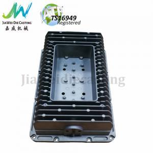 China Electronic & Mechanical Device Aluminium Die Casting Process Cast Aluminum Heat Sink on sale