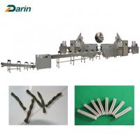 China Dog Food Equipment/dry Pet Dog Food Processing Plant extruder for pet food wholesale