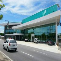 Buy cheap Modern Design Light Steel Frame Structure Prefabricated Car Showroom from wholesalers