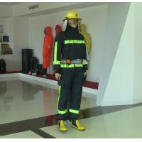 China High quality fire retardant suit/fire protective suit/fire safety suit wholesale