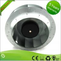 China Low Noise EC Centrifugal Fan Backward Curved For Air Purification wholesale