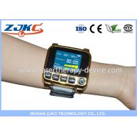 Wholesale LLLT Laser wrist watch for health care with Class3 laser from china suppliers