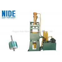 China Rotor die casting machine for aluminum armature / PLC control system wholesale