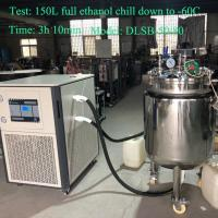 China Touch Science Rotary Evaporator Recyclable Chiller DLSB 10/30 20/30 30/30 50/30 -30 Chiller for Rotovap -30C wholesale