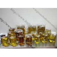 China Yellow Steroid Oil Trenabolic 100 Trenbolone Acetate 100mg/Ml CAS 10161-34-9 wholesale