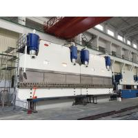 China Tandem CNC Sheet Metal Bending Machine For Light Pole Bending wholesale