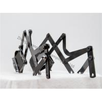 China Cold Drawn Flat Steel / Alloy Steel Sheet Metal Stamping Sofa Frame Parts wholesale