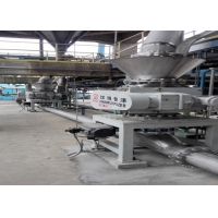 China Dilute Phase Pneumatic Conveying System With Dust Collectors wholesale