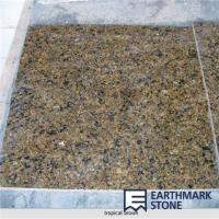 China Tropical Brown Granite Tile on sale