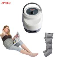 Sequential Air Compression Leg Massager Treament Time 10/20/30 Mins Home Use