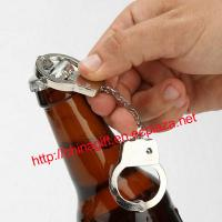 handcuff keychain bottle opener of fangzheng. Black Bedroom Furniture Sets. Home Design Ideas