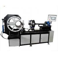 China Durable Plastic Pipe Welding Machine 380V / 415V Voltage Saddle Pipe Fitting Welding wholesale