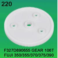 China 327D890655 GEAR TEETH-106 FOR FUJI FRONTIER 350,355,370,375,390 minilab wholesale