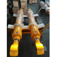 China Construction equipment parts, Hyundai R320-7 boom  hydraulic cylinder ass'y Hyundai excavator parts wholesale