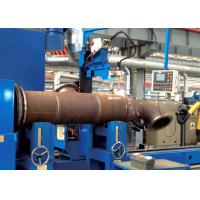 Wholesale Tube - Flange Intersection Line MIG / MAG / Co2 Welding Machine from china suppliers
