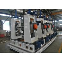 China High Frequency Square Tube Mill , Carbon Steel Welded Pipe Production Line wholesale