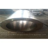 Quality 4130 4140 42CrMo4 4340 Forged Seamless Steel Pipe Oil Well Pipe sleeves Coupling for sale