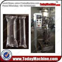 Buy cheap Automatic stainless steel big pouch drinking Sachet water bag packaging from wholesalers