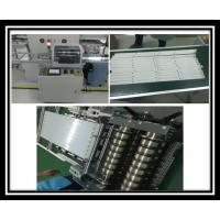 China Computer Screen Control Aluminum Plate PCB Depaneling Machine With 0.25 mm V Groove wholesale