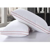China wholesale pillow inserts Hot Pillows Duck Down Feather filled Pillows wholesale