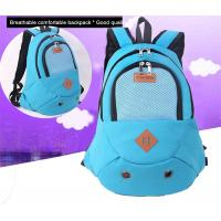 China Front Mesh Head Out Pet Carrier Bag Environmentally Friendly With Double Shoulder Straps wholesale