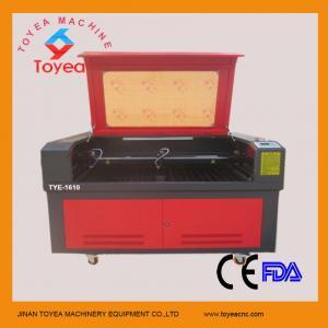 Doudle heads Acrylic Laser Cutting machine TYE-1610-2