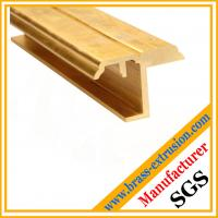 window door frames brass extruded profiles building and decoration material application