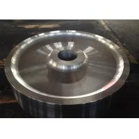 China 304 304L 306 Stainless Steel Forging Ring Flange ASTM , Rough Machining wholesale