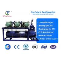 Wholesale 100hp R404a 2* 50hp Refrigeration Units For Cold Rooms , Cold Chain Logistic from china suppliers