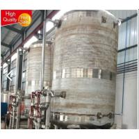 China Commercial Ro Water Purifier Tank , 10000 Litre Stainless Steel Water Tanks wholesale