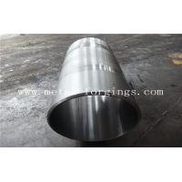 Quality 34CrNiMo6 4140  42CrMo4  steel Sleeve Coupling Blank DNV ABS BV Nk KR Quench And Tempering  Customized for sale