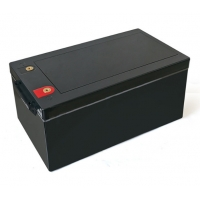 China 1C Discharge 24V 120Ah Lifepo4 Battery Pack MSDS LiFePO4 Li Ion Battery wholesale
