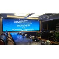 China 4K HD Small Pitch Indoor Fixed LED Display P1.25 P1.56 Video TV Wall For Meeting Room wholesale