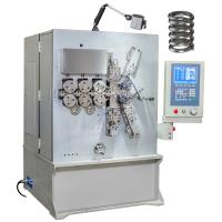 China Precision 5 Axis CNC Spring Coiler With Servo Motion System / Spring Making Machinery wholesale