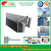 China Condensing Economiser Coil CFB Boiler Economizer In Power Plant wholesale