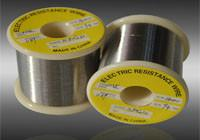 China Cr20Ni80 Industrial Electric Heating Resistance Wire , high temperature insulated wire wholesale