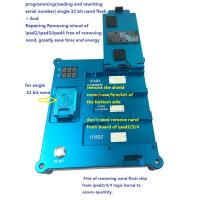 Quality 32 Bit programmer ipad2 iPad 2 3 4 not remove NAND Flash Machine Repair Mainboard HDD Serial Number SN,iPhone 4S 5 5C m1 for sale