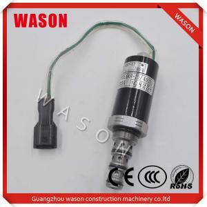 China KWE5K-20 G24D12A G24D05 Kobelco Spare Parts Excavator Safety Lock Solenoid Valve on sale