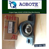 China Four Point Pillow Block Bearing ASAHI UCP205 with Stainless Steel For Cars wholesale