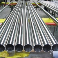 Quality AISI Stainless Steel Welded Pipe Saf 2205 For Fluid Transportation for sale