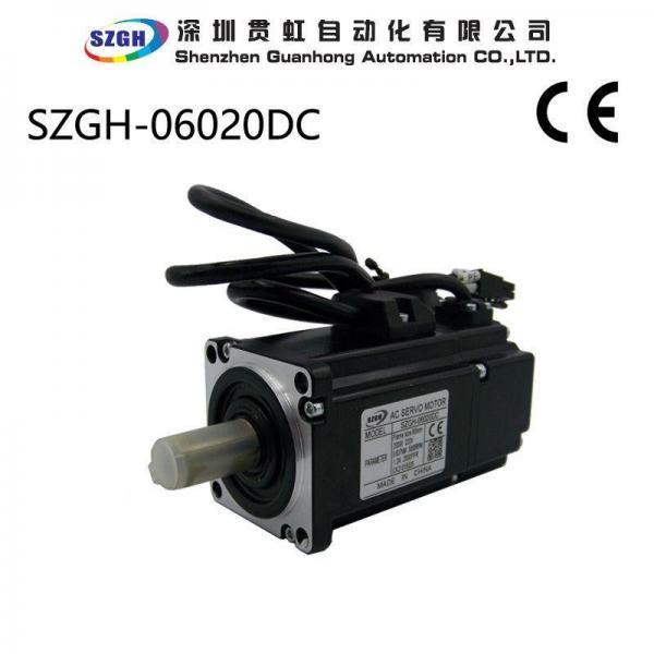 Cnc Miniature Servo Motor 3 Phase Induction Motor